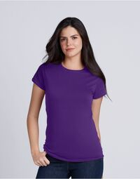 photo of Ladies' Soft Style T-Shirt - 64000L