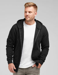photo of SG Mens Full Zip Urban Hoodie - SG28