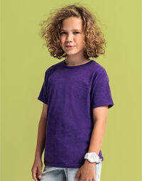 photo of Fruit Of The Loom Kids Iconic Tee - 61023