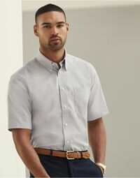 photo of Men's Short Sleeve Oxford Shirt - 65112