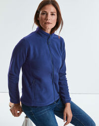photo of Ladies' Full Zip Outdoor Fleece - 8700F
