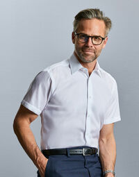 photo of Men's Short Sleeve Tailored Ultimat... - 959M