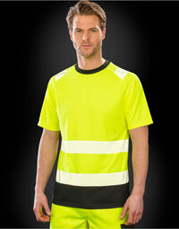 photo of Result Recycled Safety T-Shirt - R502X