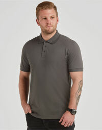 photo of SG Men's Stretch Tagless Polo - SGPOLOSTRETCH