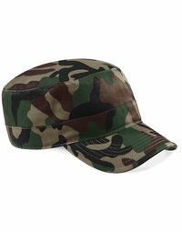 photo of Beechfield Camo Army Cap - B33