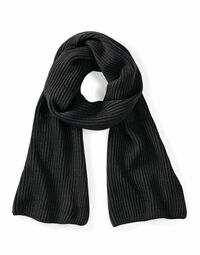 photo of Beechfield Metro Knitted Scarf - B469