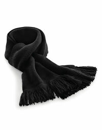 photo of Beechfield Classic Knitted Scarf - B470