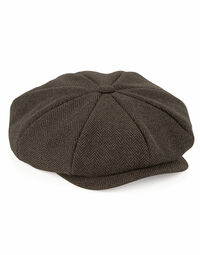 photo of Beechfield Heritage Baker Boy Cap - B628