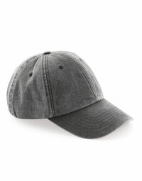 photo of Beechfield Low Profile Vintage Cap - B655