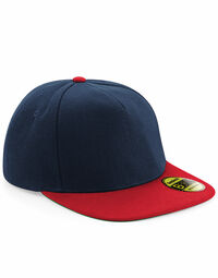 photo of Beechfield Original Flat Peak Snapback - B660