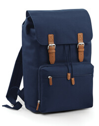 photo of Bagbase Heritage Laptop Backpack - BG613