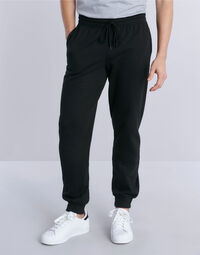 photo of Gildan Heavy Blend Cuff Sweatpants - C18120