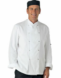 photo of Long Sleeve Chef's Jacket - DD08
