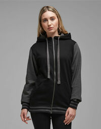 photo of FDM Active Zip Hoodie - FZ002