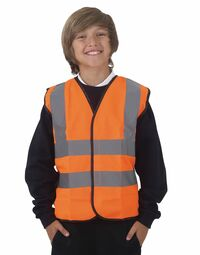 photo of Hi-Vis Children's Waistcoat - HVW100CH