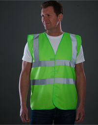 photo of Yoko Enhanced Vis Waistcoat - HVW100EV