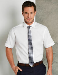 photo of Men's Superior Oxford Short Sleeved... - KK117
