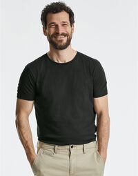 photo of Russell Mens Authentic Organic Tee - R108M