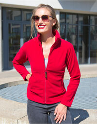photo of La Femme High Grade Microfleece Jac... - R115F