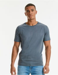 photo of Russel Mens Pure Organic Heavy Tee - R118M