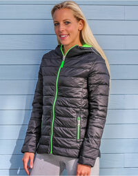 photo of Result Urban Ladies Snowbird Hooded... - R194F