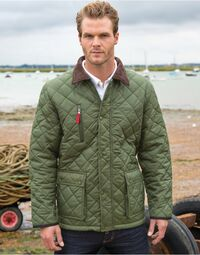 photo of Result Urban Cheltenham Gold Jacket - R196X