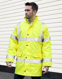 photo of Result Safe-Guard Motorway Jacket - R218X