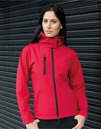photo of Result Core Ladies Lite Hooded Soft... - R230F