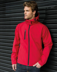photo of Result Core Mens Lite Hooded Softsh... - R230M
