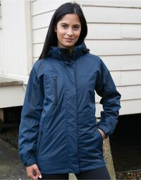 photo of Result Ladies 3 In 1 Journey Jacket - R400F