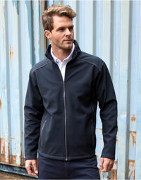 photo of Result Workguard Mens Softshell - R455M