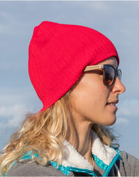 photo of Double Knit Cotton Beanie Hat - RC74