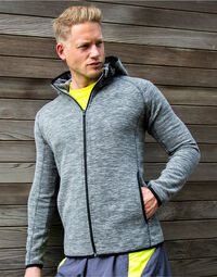 photo of Spiro Fitness Mens Microfleece Hood... - S245M