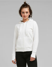 photo of Ladies' Full Zip Urban Hoodie - SG28F