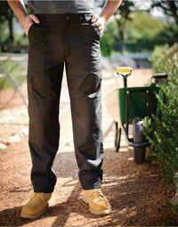 photo of Men's New Action Trouser (Short) - TRJ330S