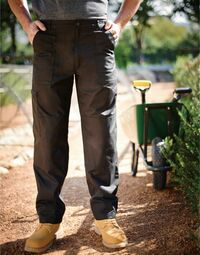 photo of Ladies New Action Trouser (Long) - TRJ334L