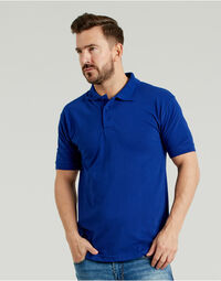 photo of 50/50 Heavyweight Pique Polo - UCC004
