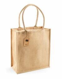 photo of Westford Mill Jute Boutique Shopper - W409