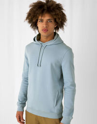 photo of B&C Mens Organic Hooded Sweat - WU33B